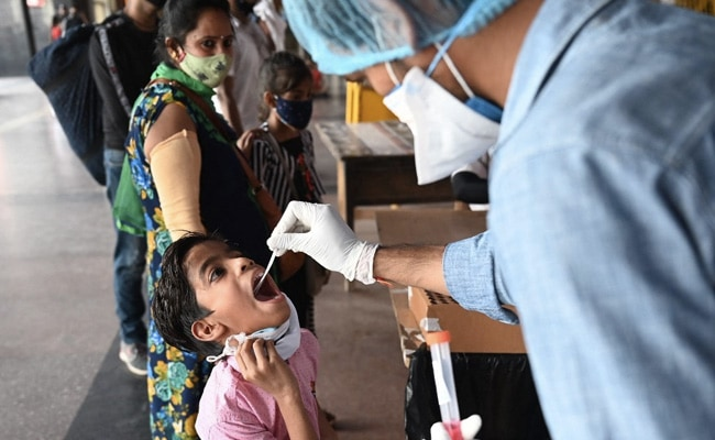 Updates: India's Fresh Covid Cases Drop Below 50,000, First In 3 Months