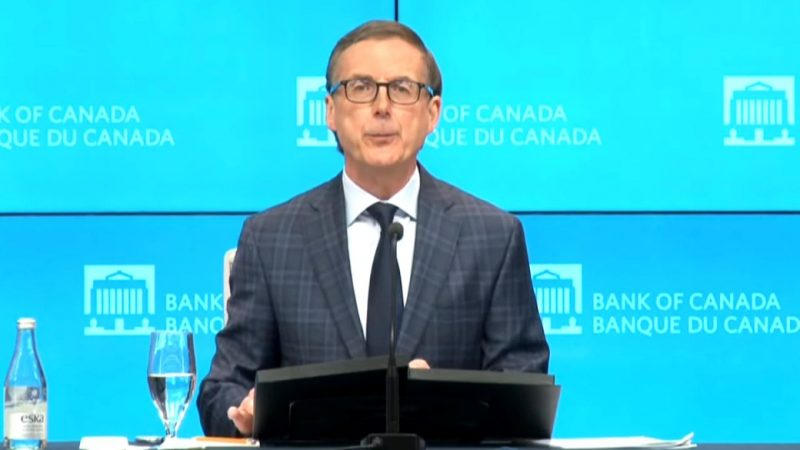 Interest rate hike will depend on economic recovery, Bank of Canada saysNo ratings yet.
