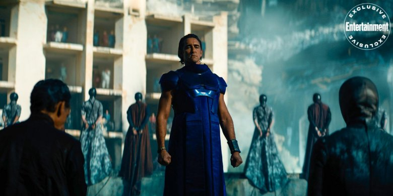 New Foundation Image Shows Off Lee Pace As A Godlike Clone EmperorNo ratings yet.