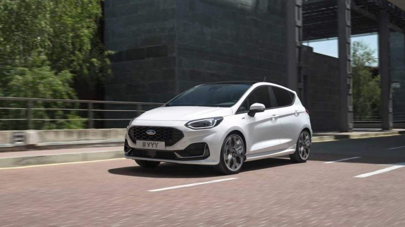 2022 Ford Fiesta gets amiable styling updates; Fiesta ST has some-more torqueNo ratings yet.