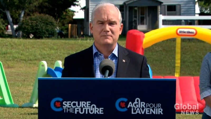 O'Toole vows to let new parents earn up to $1,000 per month without losing EI benefitNo ratings yet.
