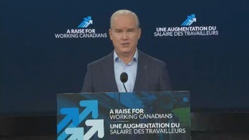 Federal leaders focus on workers, businesses during Labour Day campaign stopsNo ratings yet.