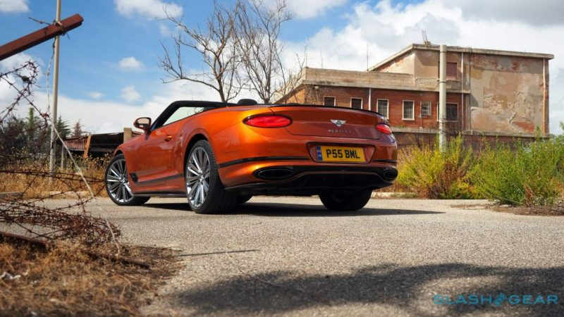2022 Bentley Continental GT Speed First Drive – An doubtful NostradamusNo ratings yet.